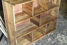 Pallet furniture / Custom and standard made to order. Message me for more details