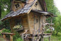chook sheds