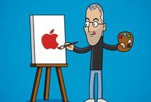 Los 10 Mandamientos de Steve Jobs / Ser emprendedor no es fácil, Steve Jobs era un emprendedor por naturaleza, su caracter era difícil pero como empresario un visionario..