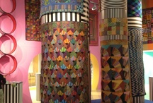 Kaffe Fassett 'A Life in Colour' - Fashion and Textile Museum, London / March - June 2013