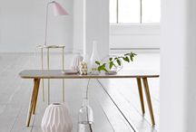 HOME INSPIRATIONS / Mes inspirations en déco intérieure au style scandinave et nordique.