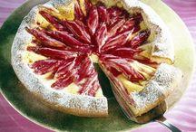 Rhubarbs cake