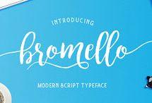 Bromello Font Download