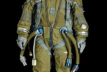 Space Suit Reference