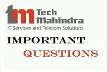 Very important tech mahindra campus questions 2016 http://mindxmaster.blogspot.com/2015/12/very-important-tech-mahindra-campus.html