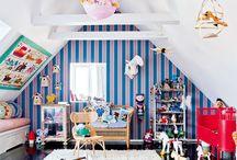 Boy's playroom