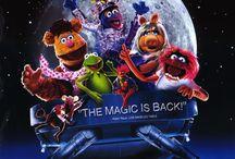 Muppets!!!! / Jim Henson's Muppets!!! / by Christel White