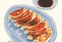 JAPANESE CHINESE FOOD
