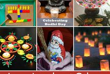 Buddhism / Religion Topic - Teaching Ideas - Activities - Art & Crafts for Children.