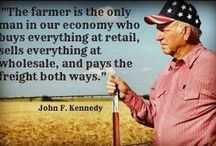 Farms & Farming / by Bonnie Cornue