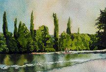 Watercolor ( suluboya )