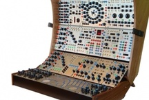 Modular Synthesizers / A look at modular synthesizers through the years.