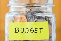 Better Budgeting Tips / Tips for better budgeting, creating a budget, and sticking to it!