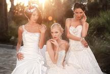 Crystals & Cranberries: Bridal Inspiration