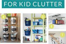 Kid's Clutter