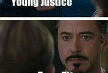 Marvel, etc.