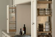 Kitchen Cabinets - Accessible Options