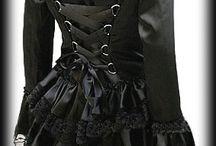 gotich cloth