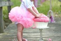 Gabrielle's 1st Birthday
