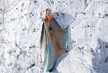 Iceland: Fairytales & Myths in Fashion Photography