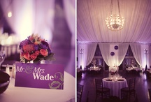 Wedding Reception ideas / Things I like for our wedding reception