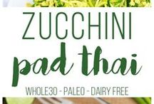 zucchini noodles dishes