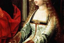 Catherine of Aragon / Henry the VIII first Wife