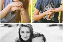 Teenage family photos / by Cari Schawo