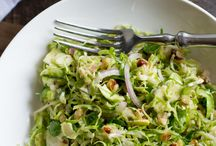 Food: paleo salads