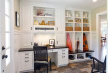 Mudroom / by Rebecca Dorrity