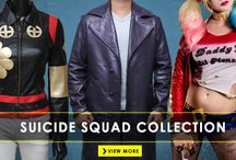 Suicide Squad Costume / All Related Costumes And Other Stuff  Of Your Favourite Character from Suicide Squad Are Available Here In This Board