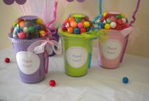 birthday party ideas / by Cortney Sands-Whalen