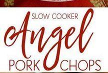 Slow cooker Pork