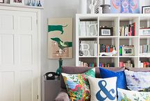 Apartment ideas / by Astrid Eve