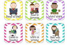 Literacy Workshop / by Annie Simmons