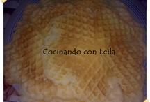 Cocinando con Leila / Recetas de cocina caseras, buen provecho!!!!!
