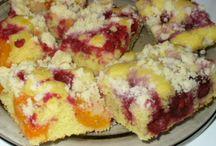 koláče a kynuté moučniky recepty