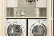 Small Laundry Area Ideas