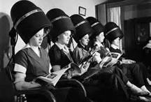 Vintage salon/barber pics