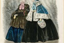 1860s crinoline/krynolina