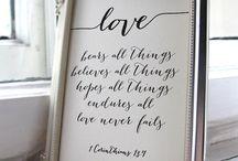 Die liefde...