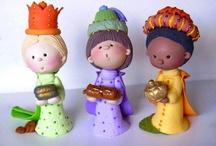 Navidad en ceramica