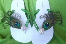If I can't wear my flip flops, I'm not going!  / by Joy Morris