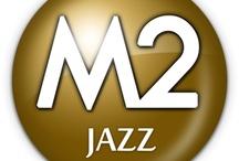 M2 RADIO / M2 RADIO stations' logos
