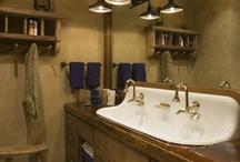 Turner Bathroom / Design Ideas for urban Country style bathroom