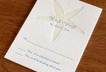 A Jersey Shore Wedding / Beach and shore themed wedding ideas.