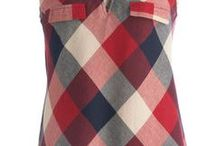 blouses, coat and tunic / upper idea