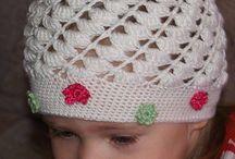 Деткам (шапочки панамки)