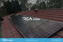 Residential Solar Brisbane / Double sided cell design, low light absorbtion and advanced high temperature tolerance.