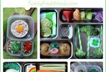 kocham lunch box